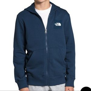 THE NORTH FACE Glacier Novelty Full Zip Hoodie